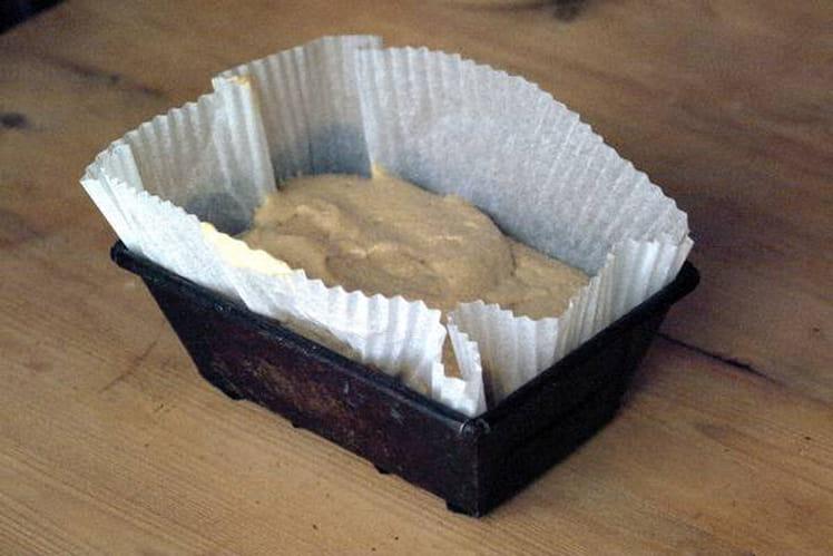 Cake au pesto