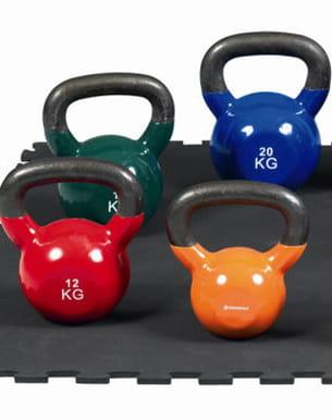 haltères rétro kettlebells d'energetics.