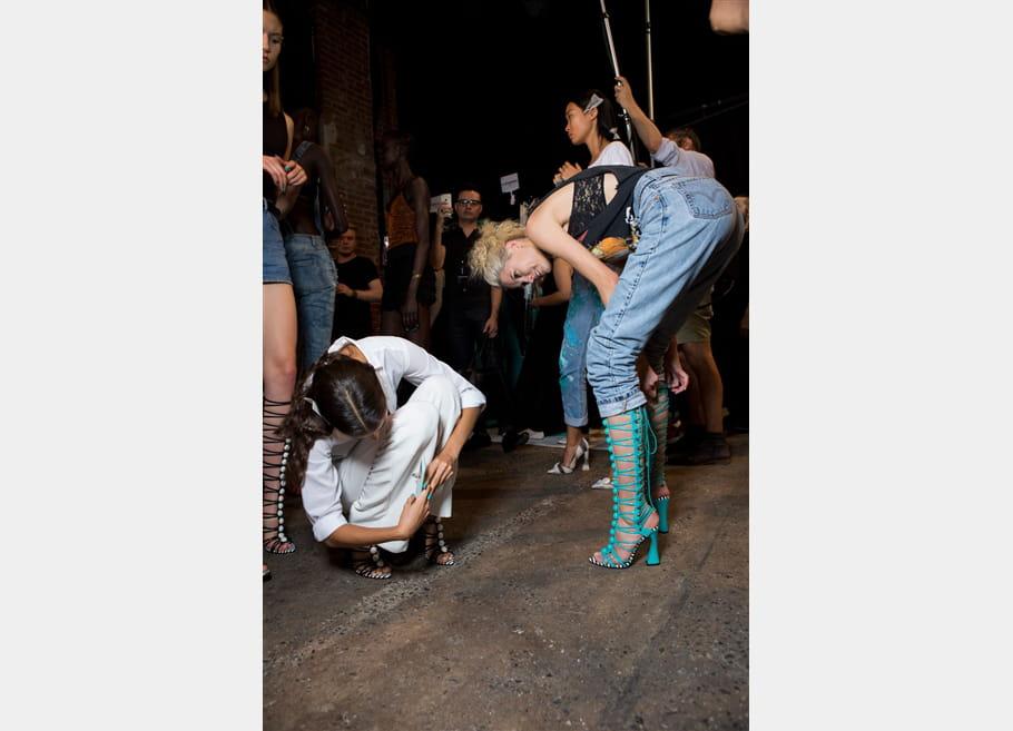 Christian Siriano (Backstage) - photo 9