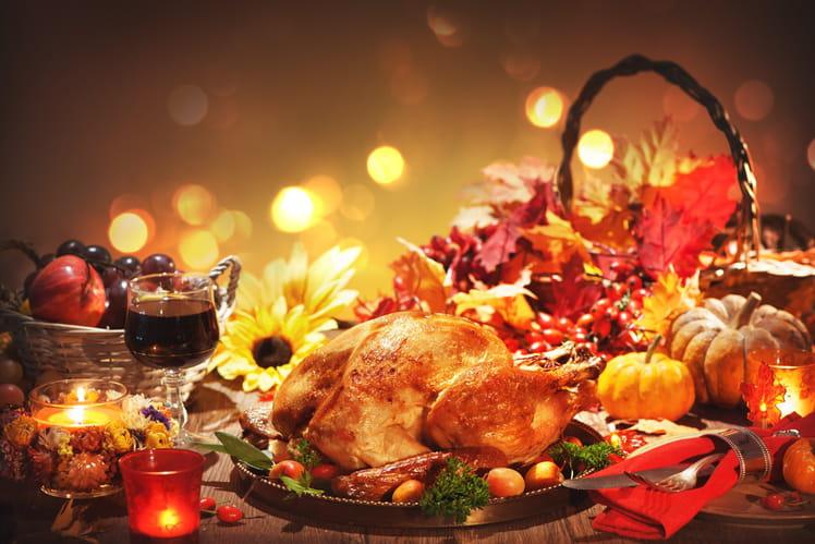 Menu de Noël traditionnel
