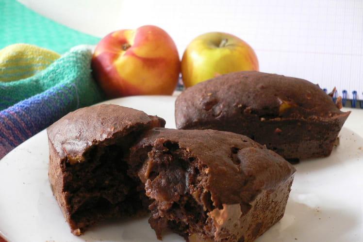 Lingots nectarine-cacao