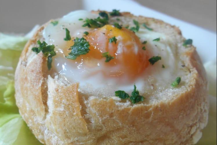 Egg boat classique