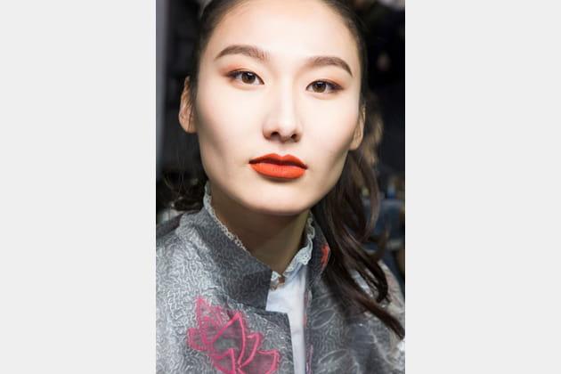Shiatzy Chen (Backstage) - Automne-Hiver 2018-2019