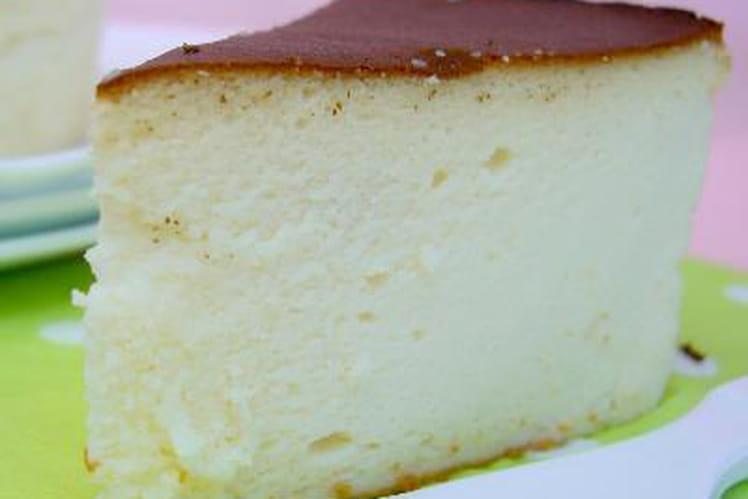 Cheesecake léger à la vanille