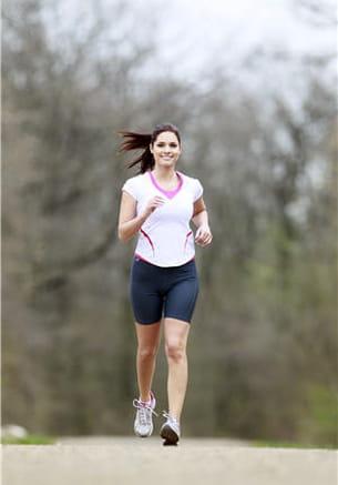 pour perdre du poids, il faut manger équilibré et faire de l'exercice.