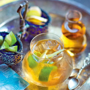 são leopoldo - cocktail brésilien gin, sureau, guarana