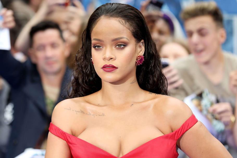 Rihanna dévoile la date de lancement de sa collection de maquillage