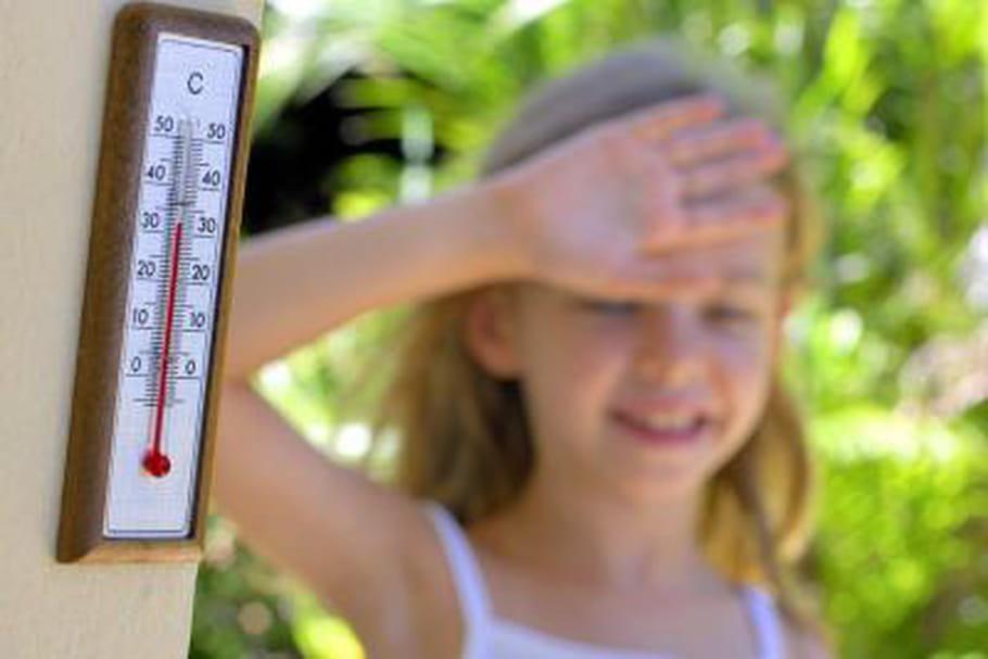Canicule: évitez le coup de chaleur