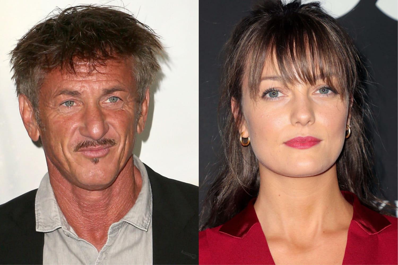 Sean Penn s'est marié à une jeune actrice en secret...
