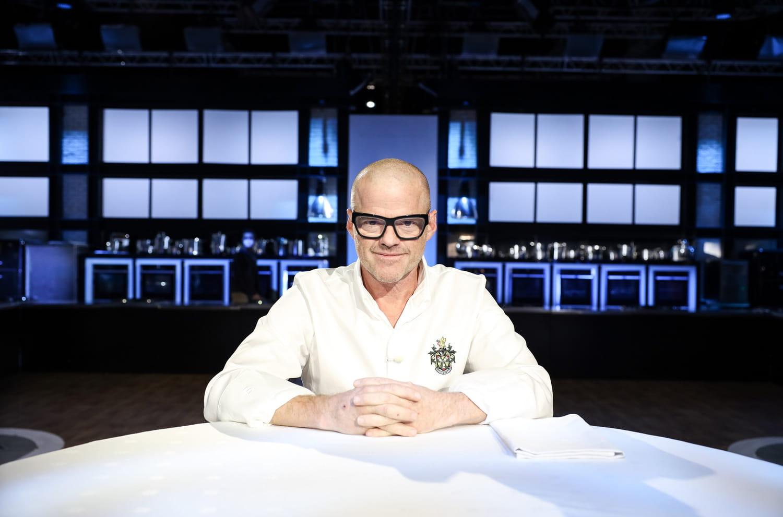 Heston Blumenthal, le savant fou invité de Top Chef