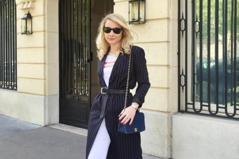 Le look blogueuse de la semaine : Camille et les garçons pour un mix qui matche