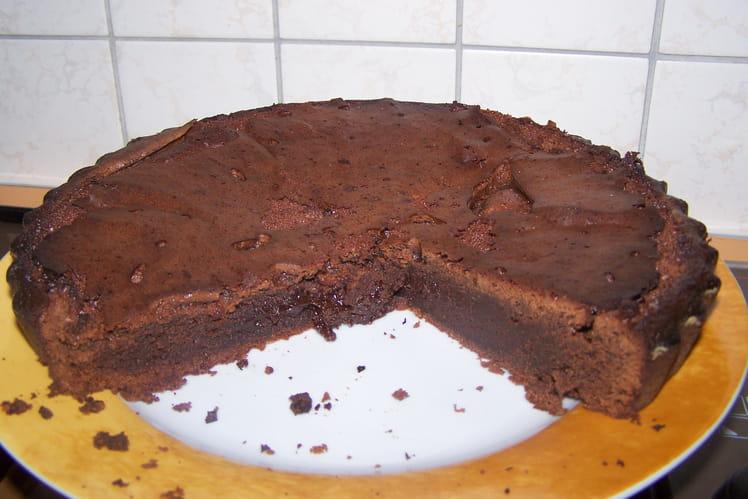 Moelleux au chocolat à la Maïzena