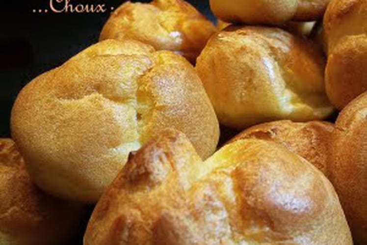 Pâte à choux inratable