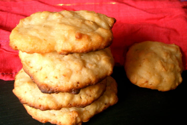 Cookies moelleux ananas-coco