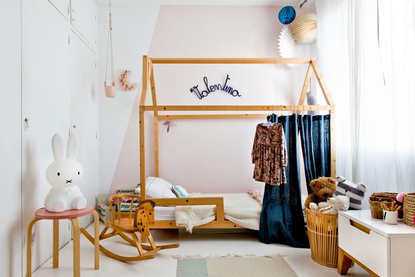 Chambre De Fille Comment La Décorer Sans Jouer Le Rose - Comment decorer une chambre de fille