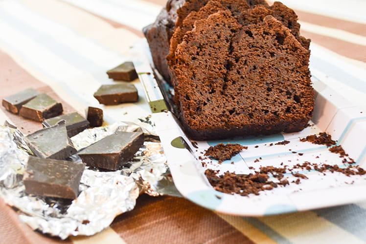 Cake chocolat et fromage frais philadelphia