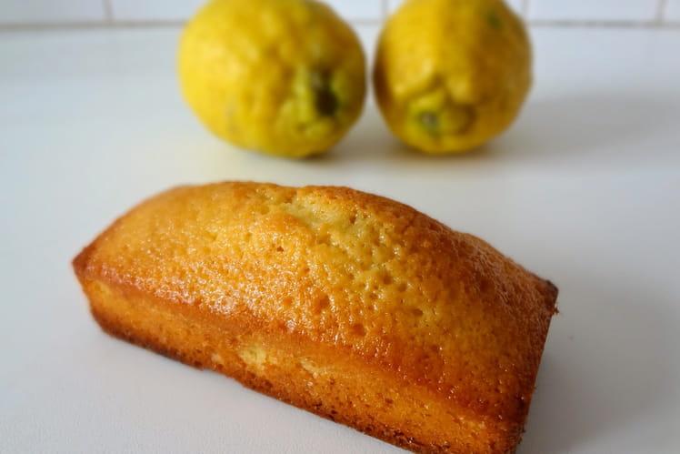 Cake au citron version mini