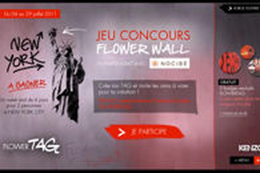 Kenzo Parfums organise un concours de TAG !