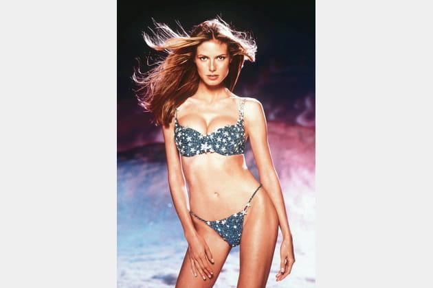 Heidi Klum en octobre 1999