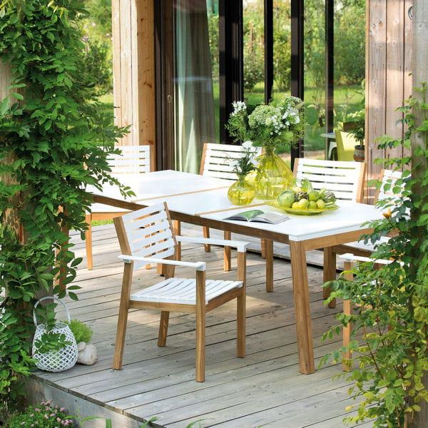 Assez Salon de jardin : quoi de neuf chez Botanic ? SY53