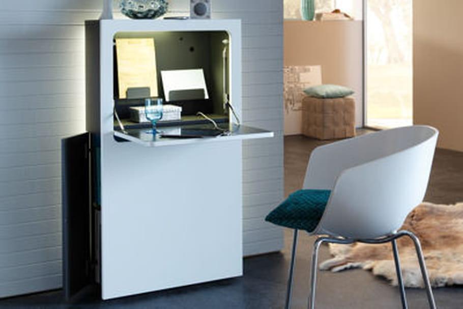L'objet du désir : le bureau Slim Desk Smaider de SoDezign