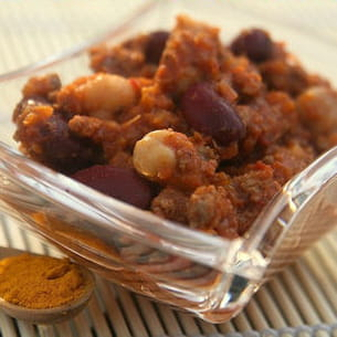 speedy chili con carne
