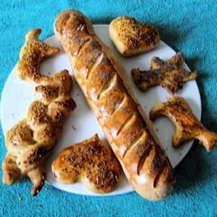 pains de fête