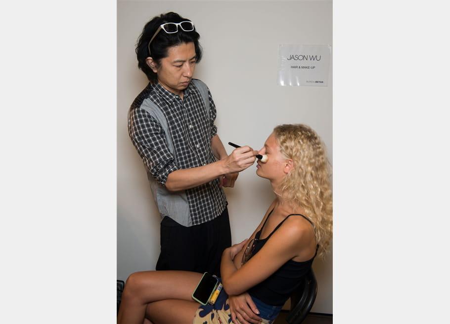 Jason Wu (Backstage) - photo 12