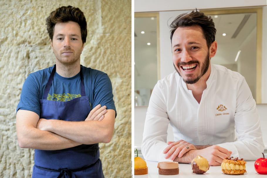Lolla Chef: Jean Imbert invite Cédric Grolet au Lollapalooza 2019