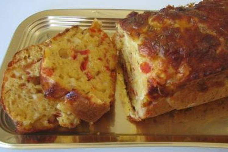 Cake italien à la mozzarella