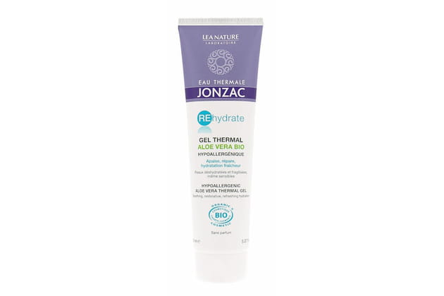 Le gel thermal aloe vera d'Eau Thermale de Jonzac
