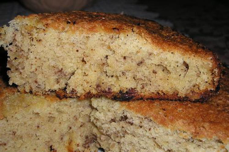 Gâteau aux noix inratable