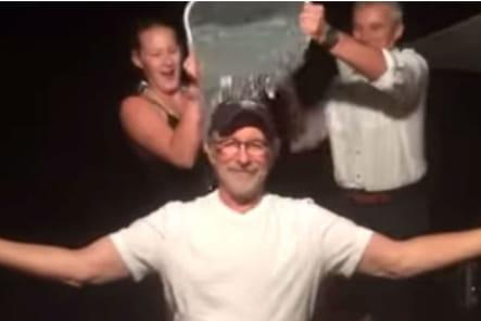 Steven Spielberg Ice Bucket