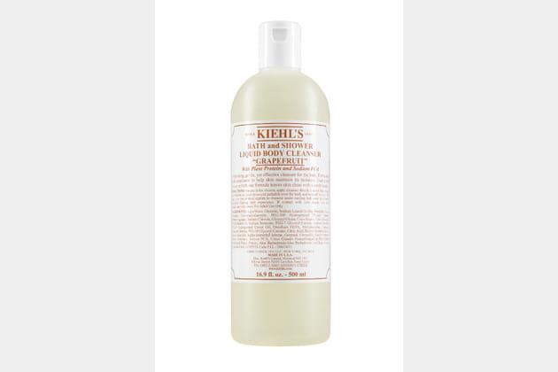 Gel nettoyant corps rafraîchissant parfumé Kiehl's