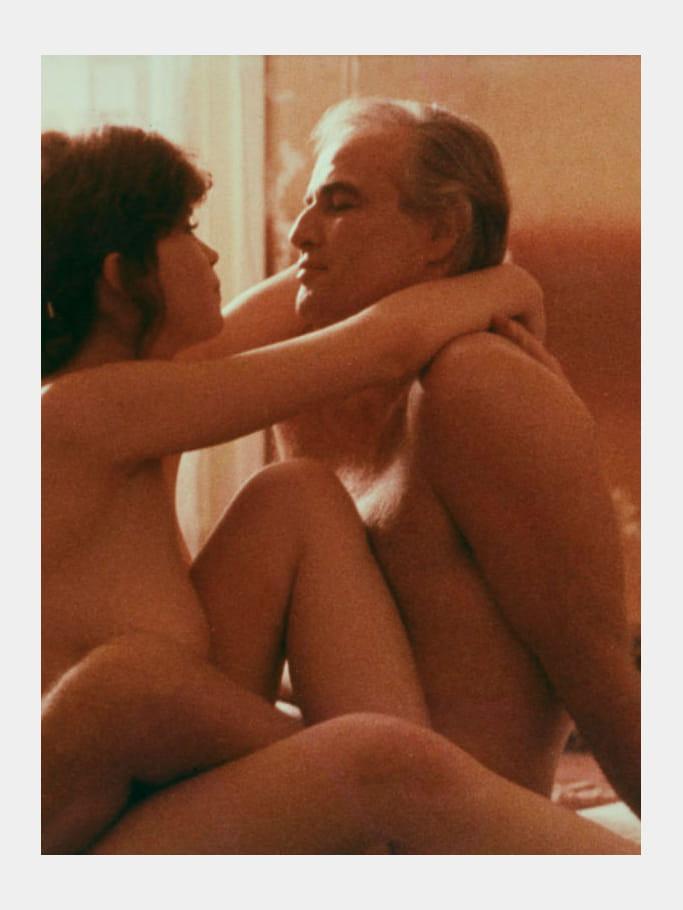 Mort Marlon Brando Le Dernier tango à Paris, 1972