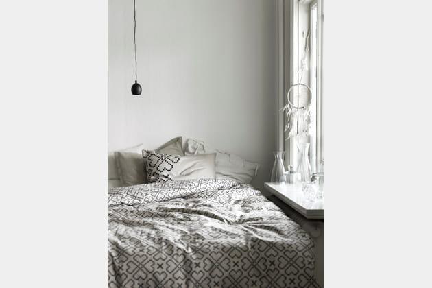 Parure de lit Ryssby d'IKEA