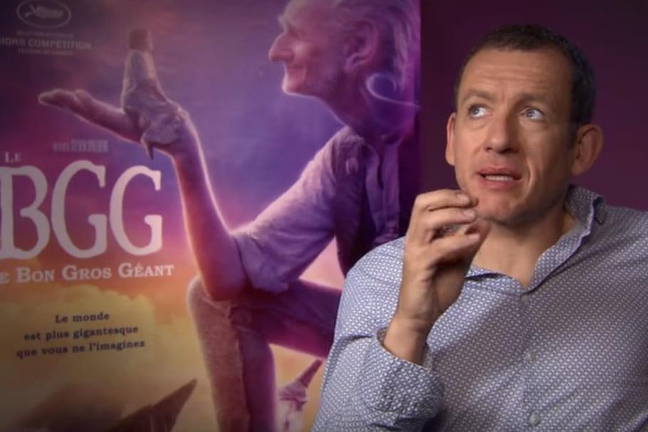 Le Bon Gros Géant : Dany Boon parle de son personnage [VIDEO]