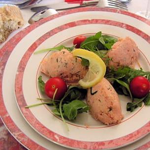 rillettes aux deux saumons