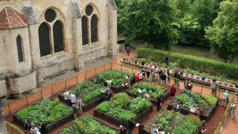 Concours Fondation Yves Rocher recette gagnant Abbaye de Royaumont