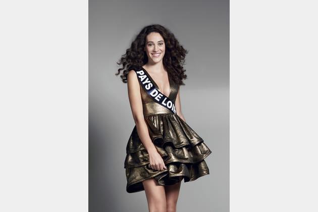 Miss Pays de Loire - Carla Loones