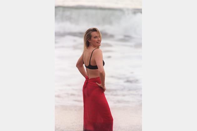 Estelle Hallyday le 15juin 2000