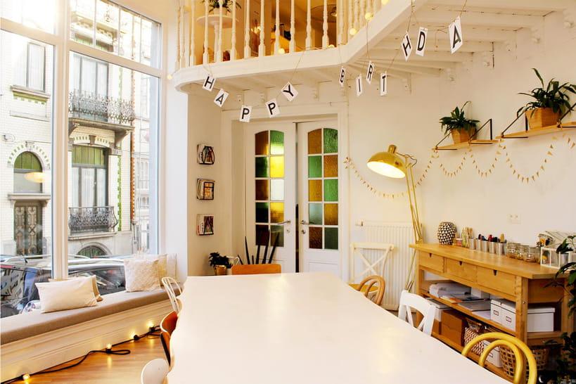 Coworking: les plus beaux espaces de travail