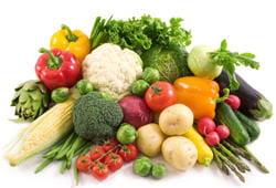 les fruits et légumes: rien de tel pour la santé.