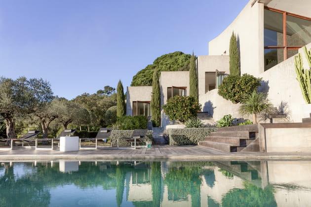 La Villa Tulum à St Tropez