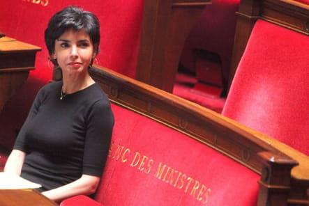 Rachida Dati, Garde des Sceaux