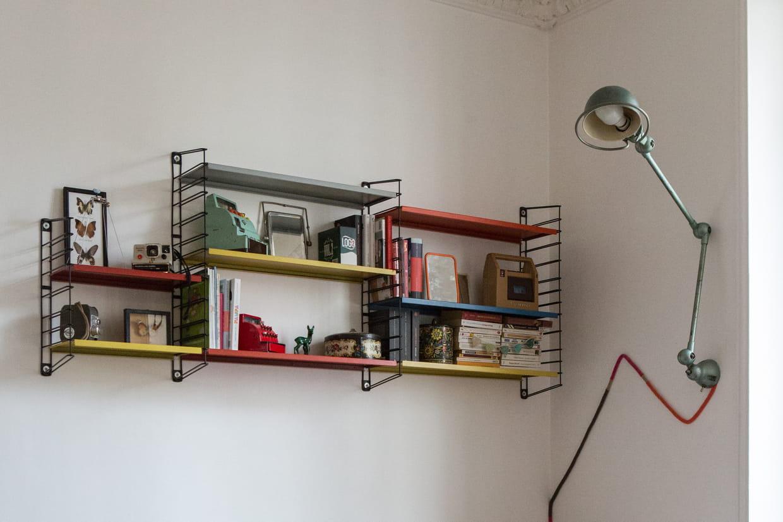Etagere A Poser Sur Plan Travail installer une étagère