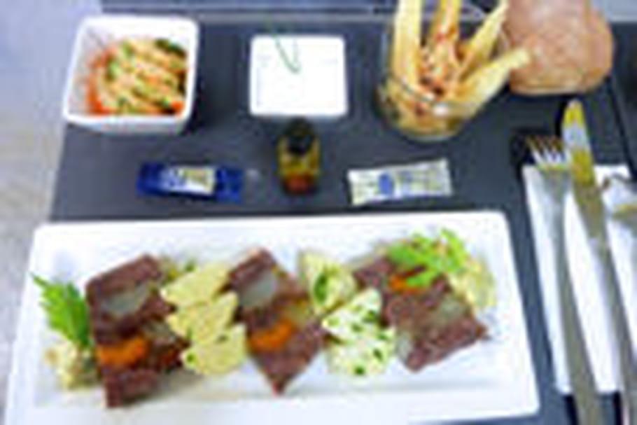 Des plateaux-repas étoilés à l'hôpital