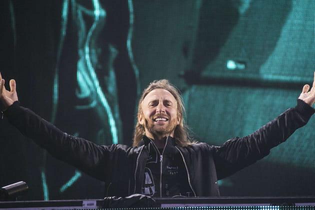 David Guetta, Dj de l'année