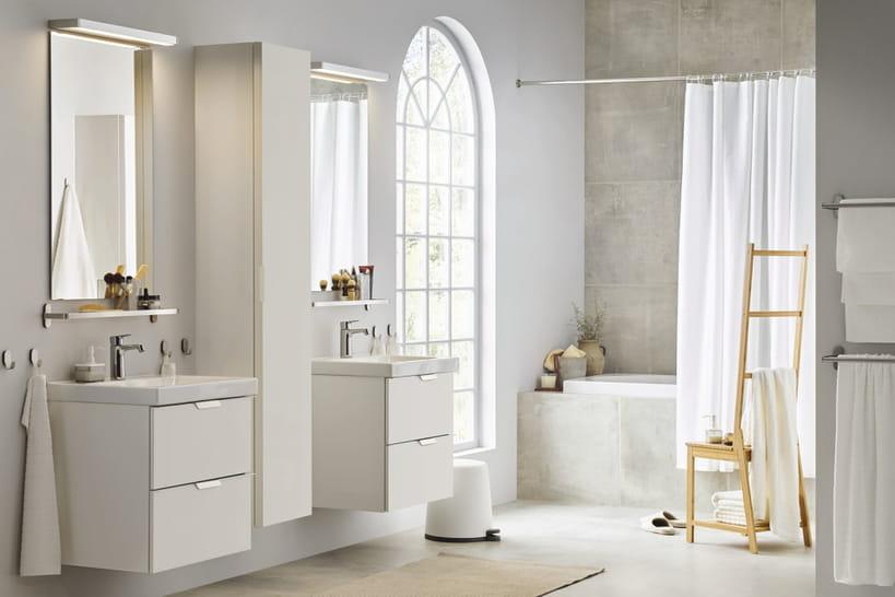 Envie d'une salle de bains IKEA? Les nouveautés 2019sont là!