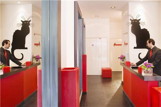 Le Chat Noir Design Hôtel